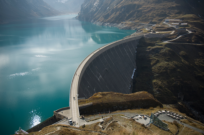 Water Dam - Energia